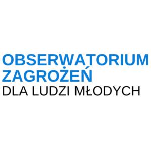 Obserwatorium zagrożeń dla ludzi młodych - logo