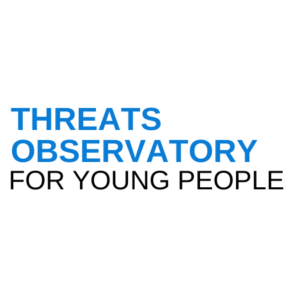 Threats observatory for young people - logo