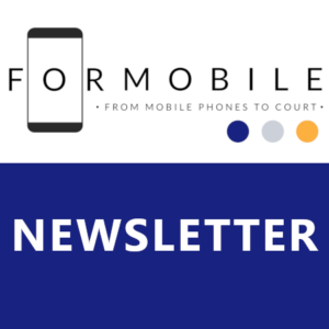 FORMOBILE newsletter