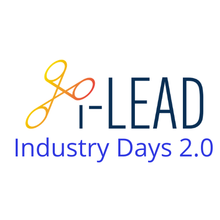 i-LEAD Industry Days 2.0 logo