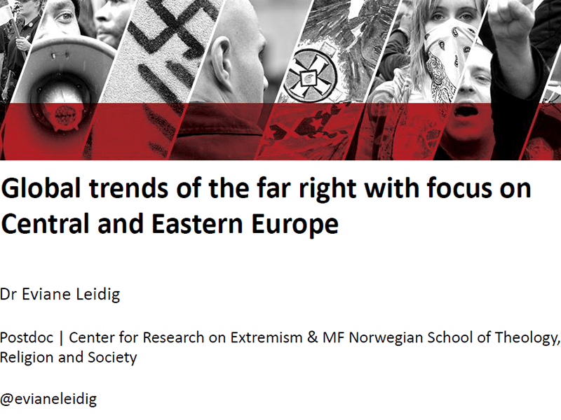 RADPol2020 Webinar 2 - Center for Research on Extremism & MF Norwegian School of Theology Religion and Society - thumbnail
