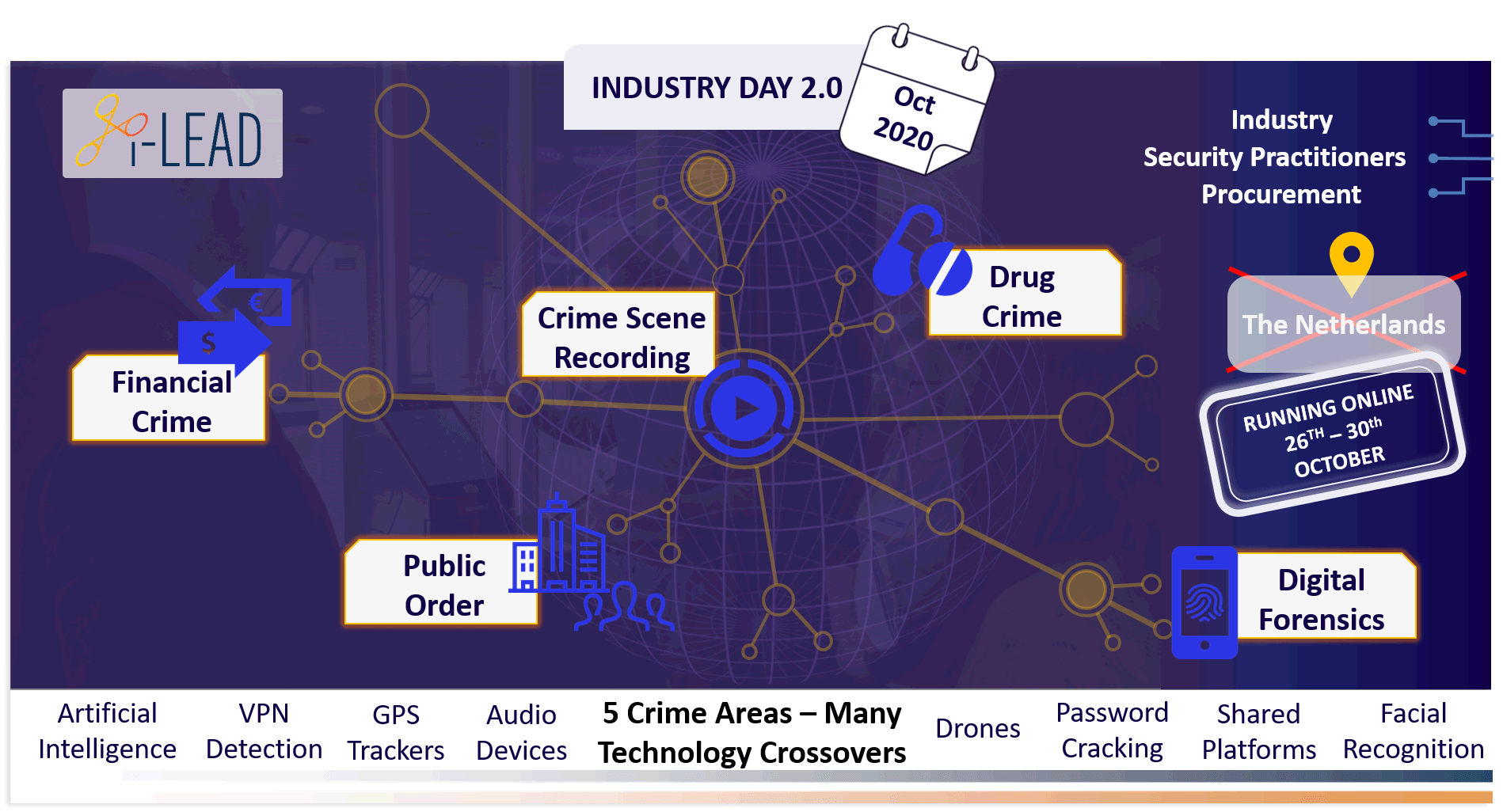 i-LEAD Industry Days - banner