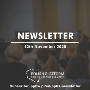 PPHS newsletter - November 2020 - thumbnail
