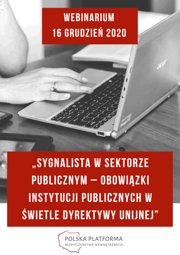 Webinarium PPBW - oferta