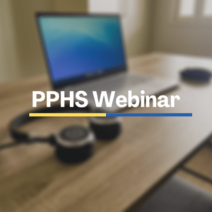 PPHS Webinar - thumbnail