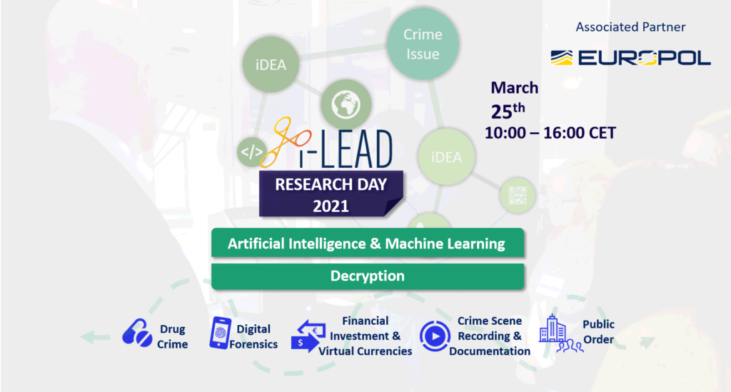 i-LEAD Research Day - banner