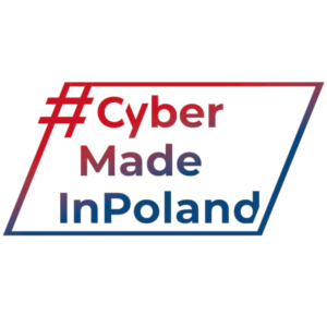 #CyberMadeInPoland - logo