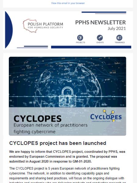 PPHS Newsletter - June 2021