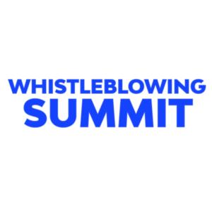 Whistleblowing summit - logo