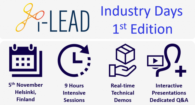 Industry Days - 1st Edition Overview